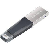 فلش مموری سن دیسک مدل iXpand Mini ظرفیت 256 گیگابایت