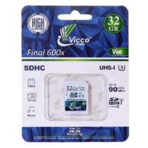 کارت حافظه SDHC ویکومن مدل Extra 600X سرعت 90MB/S ظرفیت 32گیگ