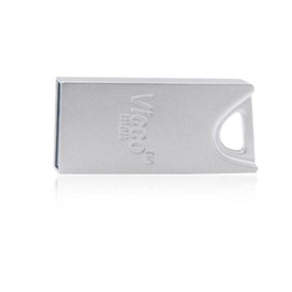 فلش مموری ویکو من مدل vc264 silver با ظرفیت 16گیگ