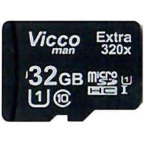کارت حافظه microSDHC ویکومن 32گیگ مدل Extre 320X کلاس 10