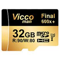 کارت حافظه microSDHC ویکو من مدل Extre600X ظرفیت 32گیگ