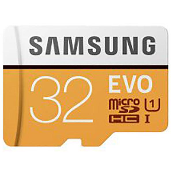 کارت حافظه Micro SD سامسونگ سری Evo با ظرفیت 32 گیگ