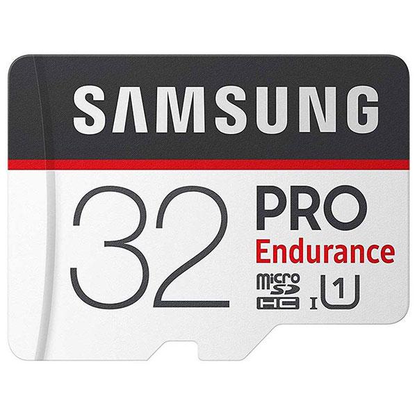کارت حافظه micro SDHC سامسونگ مدل PRO Endurance ظرفیت32 گیگ