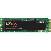 اس اس دی اینترنال سامسونگ مدل Evo 860 m.2 ظرفیت 500 گیگ