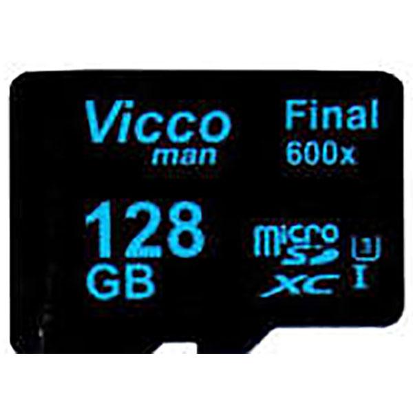 کارت حافظه microSDHC ویکومن مدل Final 600x ظرفیت 128گیگ