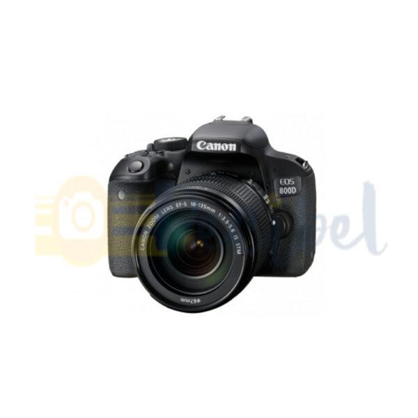 دوربین کانن EOS 7D مارک 2 همراه با لنز کانن EF-S 18-135mm is f/3.5-5.6