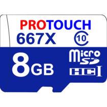 کارت حافظه microSDXC پروتاچ مدل Ultra کلاس 10 استاندارد UHS-1 U1 سرعت 100MBps ظرفیت 8 گیگابایت