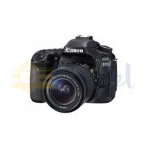 دوربین کانن EOS 750D همراه با لنز کانن EF-S 18-55mm f/3.5-5.6 IS STM