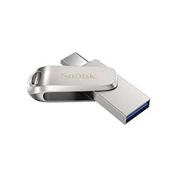 فلش مموری سن دیسک مدل Ultra Dual Drive USB Type-C ظرفیت 512 گیگابایت