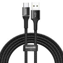 کابل تبدیل USB به microUSB باسئوس مدل CAMKLF-BG1 طول 1 متر