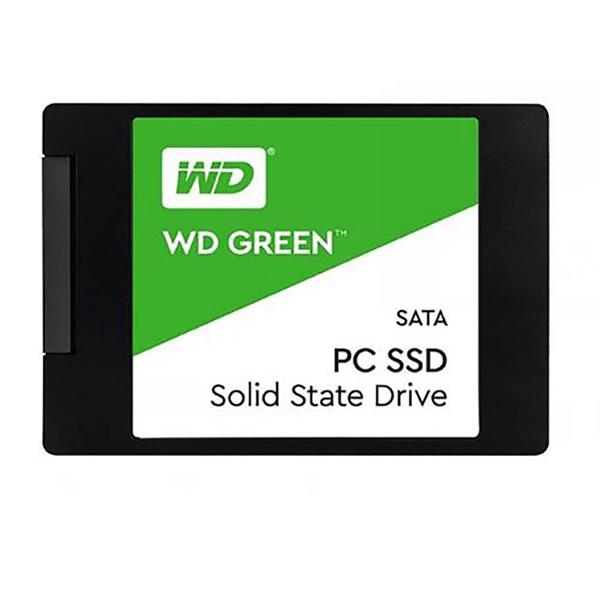حافظه SSD وسترن دیجیتال مدل GREEN WDS480G1G0A ظرفیت 480 گیگابایت