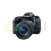 دوربین کانن EOS 77D همراه با لنز کانن EF-S 18-135mm IS USM