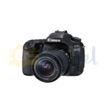 دوربین کانن EOS 80D همراه با لنز کانن EF-S 18-200mm f/3.5-5.6 IS
