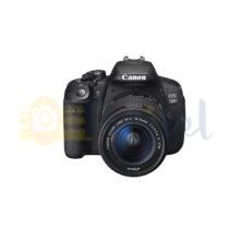 دوربین کانن EOS M همراه با لنز کانن 55-18