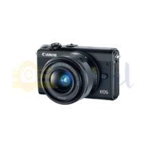 دوربین کانن EOS M100 همراه با لنز کانن EF-M 15-45