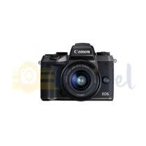 دوربین کانن EOS M5 همراه با لنز کانن EF-M 15-45mm