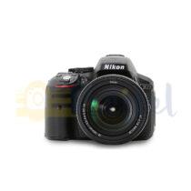دوربین نیکون D5300 همراه با لنز نیکون DX 18-55mm F3.5-5.6G AF-P VR