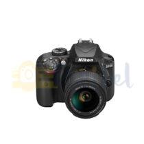 دوربین نیکون D3400 همراه با لنز نیکون AF-P 18-55mm