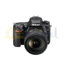 دوربین نیکون D750 همراه با لنز نیکون FX 24-120mm f/4G AF-S ED VR