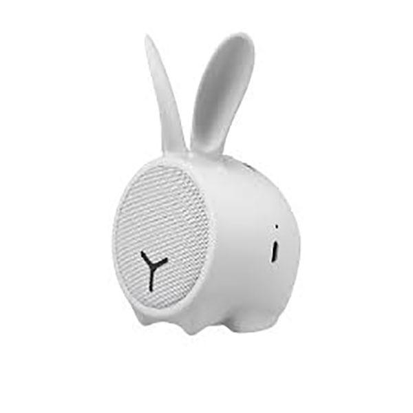 اسپیکر بلوتوث باسئوس مدل Baseus•Q Chinese Zodiac Wireless Speaker-Rabbit E06 White
