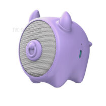 اسپیکر بلوتوث باسئوس مدل Baseus•Q Chinese Zodiac Wireless Speaker-Cow E06 Purple