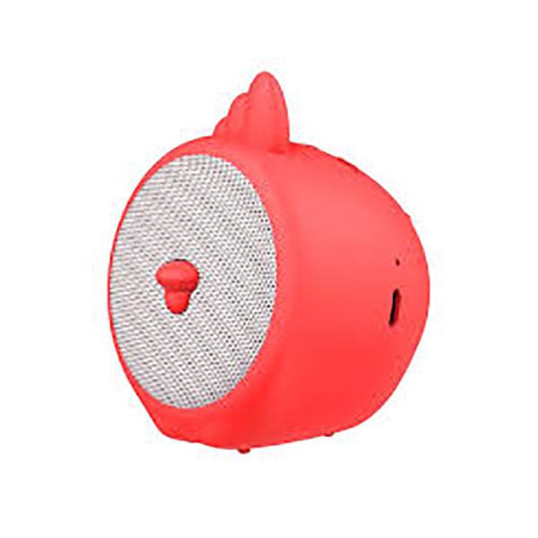 اسپیکر بلوتوث باسئوس مدل Baseus•Q Chinese Zodiac Wireless-Chick E06 Red