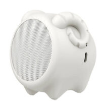 اسپیکر بلوتوث باسئوس مدل Baseus•Q Chinese Zodiac Wireless Speaker-Sheep E06 Milky White