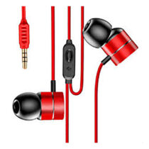 هندزفری باسئوس مدل Baseus Encok Wired Earphone H04 Red
