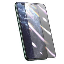 گلس گوشی مدل Baseus full screen curved tempered glass (Pasting Artifact) For iPX/XR/XS/XS Max/iP11/Pro/Pro Max باسئوس