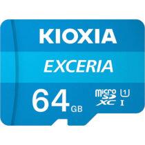 مموری میکرو اس دی Kioxia مدل UHS-1 Class10 ظرفیت 64GB