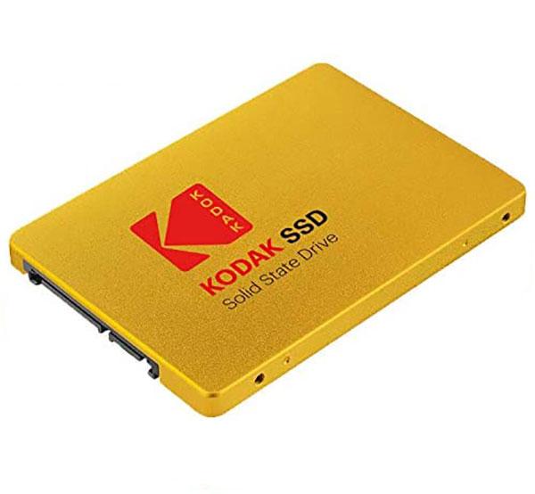هارد اینترنال اس اس دی کداک X100 با ظرفیت 120 گیگا بایت