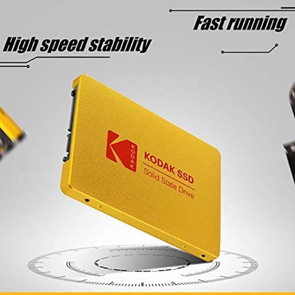 هارد اینترنال اس اس دی کداک X100 با ظرفیت 960 گیگا بایت