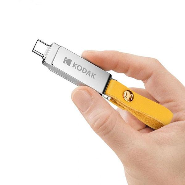 Kodak K243C Metal USB3.0 + Type-C Dual