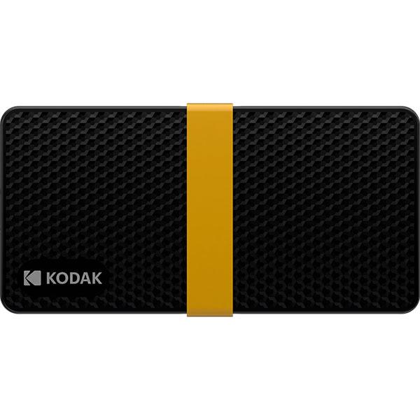 هارد اکسترنال اس اس دی کداک X200 با ظرفیت 512 گیگا بایت