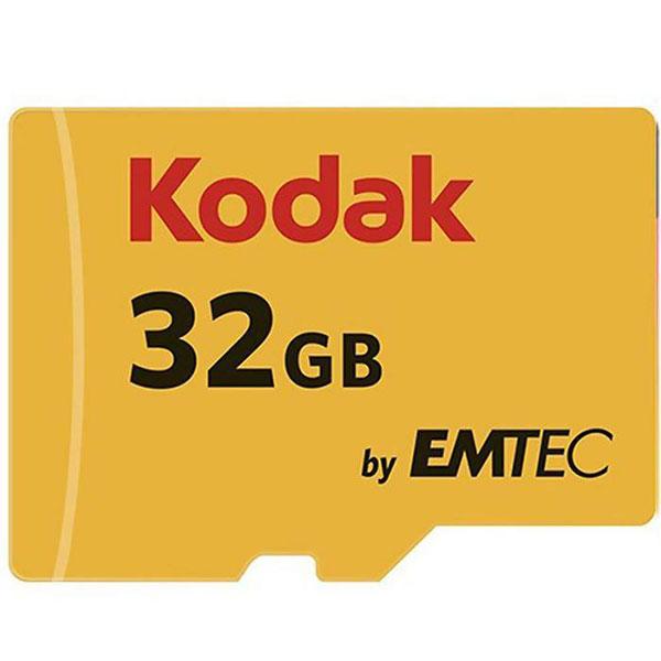 کارت حافظه microSDHC کداک کلاس 10 ظرفیت 32 گیگابایت