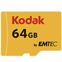 کارت حافظه microSDHC کداک کلاس 10 ظرفیت 64 گیگابایت