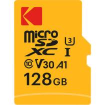کارت حافظه microSDXC کداک کلاس 10 استاندارد UHS-I U3 ظرفیت 128 گیگابایت