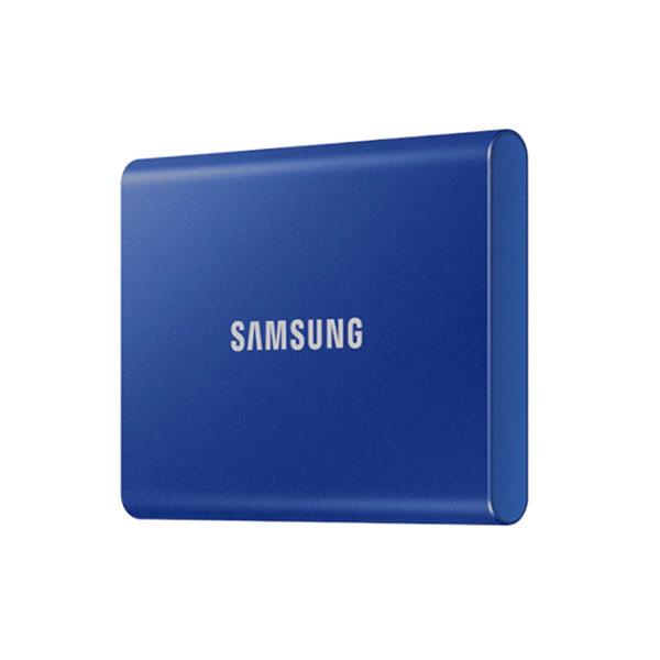 هارد SSD اکسترنال سامسونگ مدل T7 ظرفیت 500 گیگا بایت