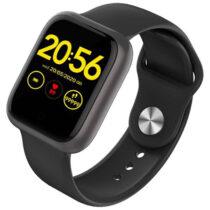 ساعت هوشمند شیائومیمشکی omthing E-Joy Black Smart Watch-1MORE